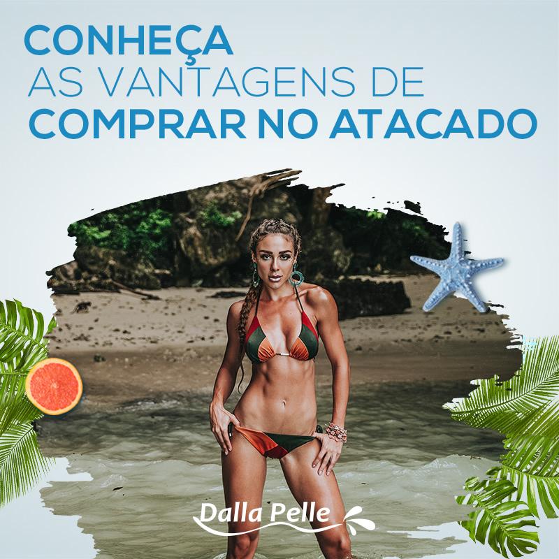 365ff48ce Dalla Pelle Moda Praia e Fitness - Loja Virtual